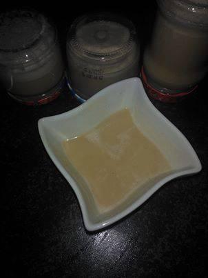 Milchmarmelade