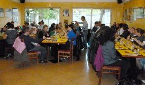 Erstes großes glutenfreies Offline Treffen in Köln im Restaurant Mimmo&Santo