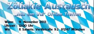 Zoeliakie Austausch Treffen München