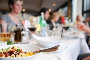 Glutenfrei Essen am Vorabend des Weltzöliakietages 2013 in Hannover im BellArte