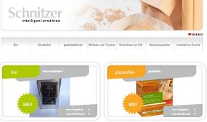 Schnitzer Online Shop