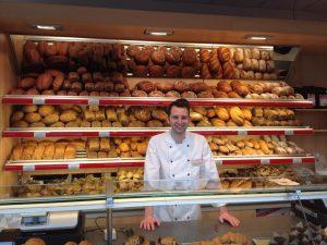 Robert Matheis, der Chef der glutenfreien Bäckerei