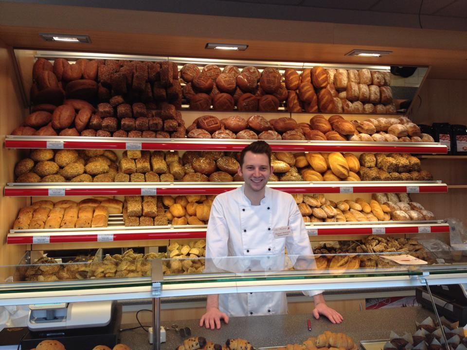 """Rober Matheis, der Chef der glutenfreien Bäckerei """" Die Maisterei"""""""