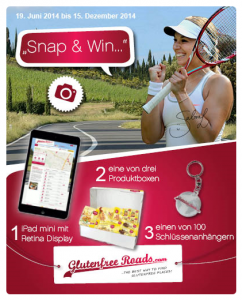 Snap and Win Glutenfreeroads