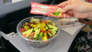 Glutenfreie Alternative bei airberlin