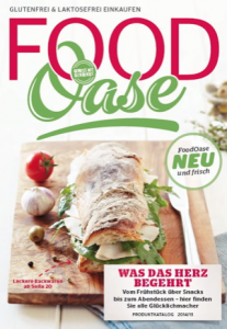 FoodOase Katalog