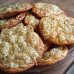 Ohrläppchen Pizza