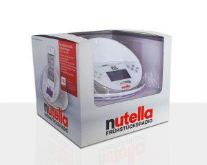 nutella Frühstücksradio gesponsert vom WASGAU ohne Shop für den Zöliakie Austausch