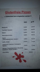 Vereinsheim Ahlen Pizza