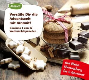 Alnavit Gewinnspiel Weihnachten 2014