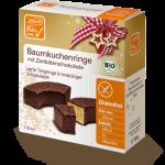 Alnavit glutenfreie Baumkuchenringe