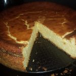 Quarkkuchen ohne Mehl