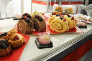Komeko Kuchen aus Reismehl