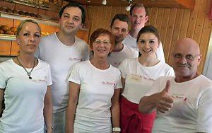 Das Team der Maisterei