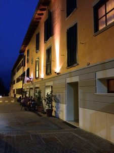 Hotel Gallo - Abends