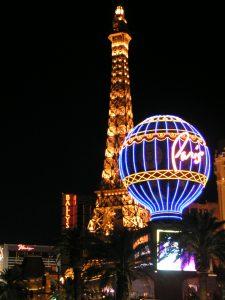 Las Vegas Paris Paris
