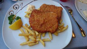 Glutenfreie Schnitzel bei Mirelia