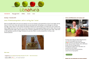 Lenatura Homepage