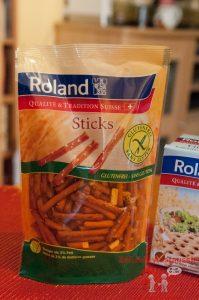 Roland Sticks glutenfrei