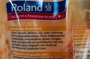 Zutaten Roland Pearls glutenfrei