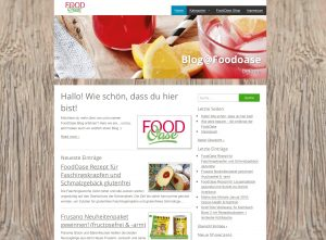 FoodOase Blog beFree