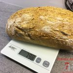 Endergebnis 798 Gramm glutenfreies Brot