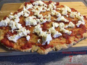 LowCarb Pizzaboden von Dr. Almond