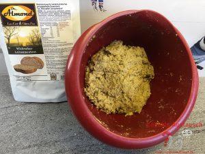 Brotbackmischung von Dr. Almond