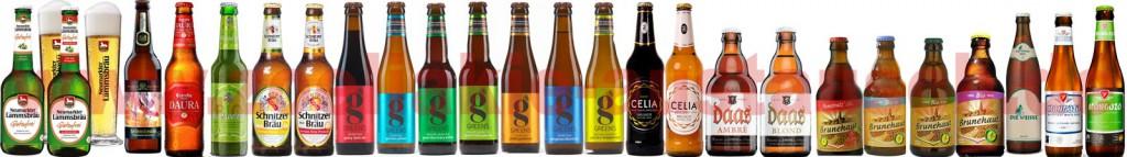 Biere-Auswahl-Banner