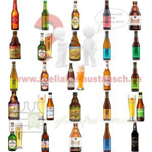 Biere-Auswahl-Matrix