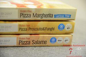 Glutenfreie Schär Pizza