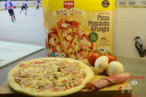 Schär Pizza Prosciutto&Funghi