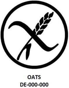 Kennzeichnung Produkte mit glutenfreiem Hafer