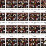 Jeder Teilnehmer konnte sich Erinnerungsfotos machen