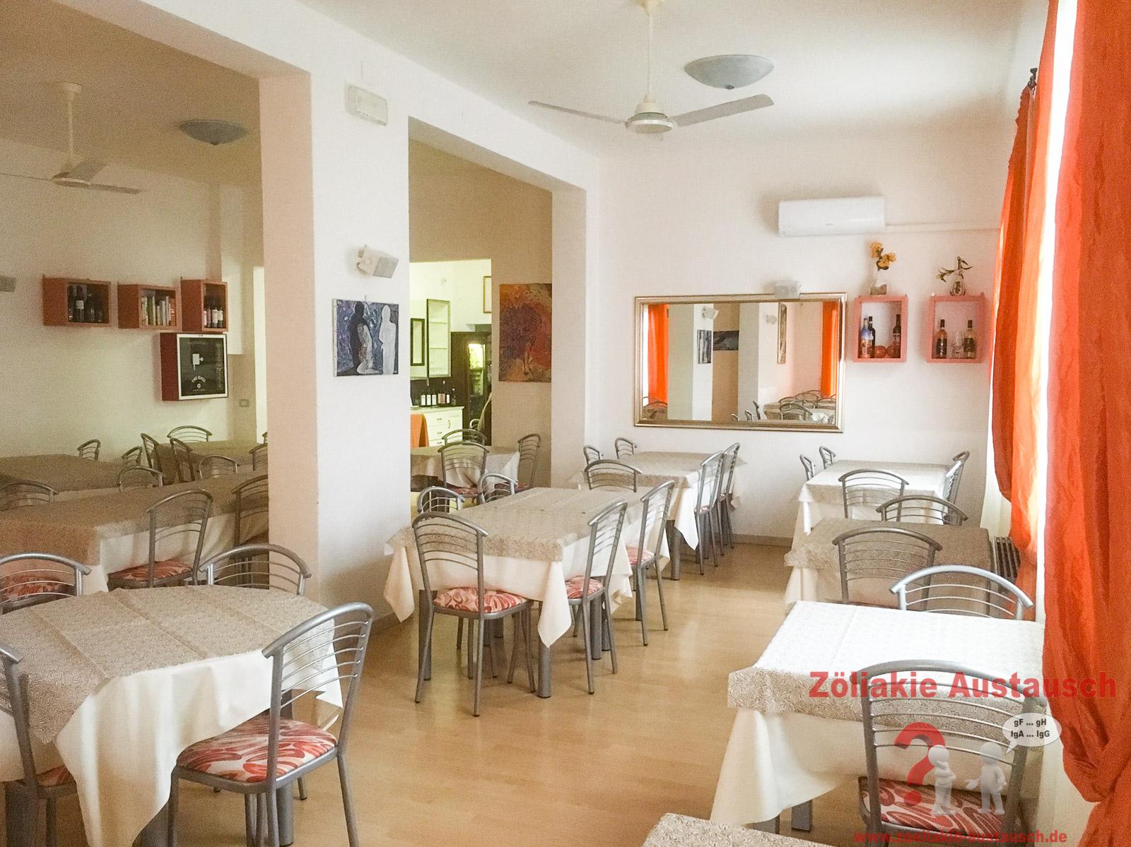 Speisesaal Hotel Vera 2*