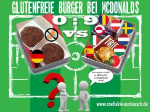 Fussball Mc Donalds