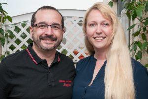 Jürgen und Patrizia