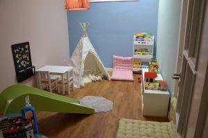 Der Kinderspielraum