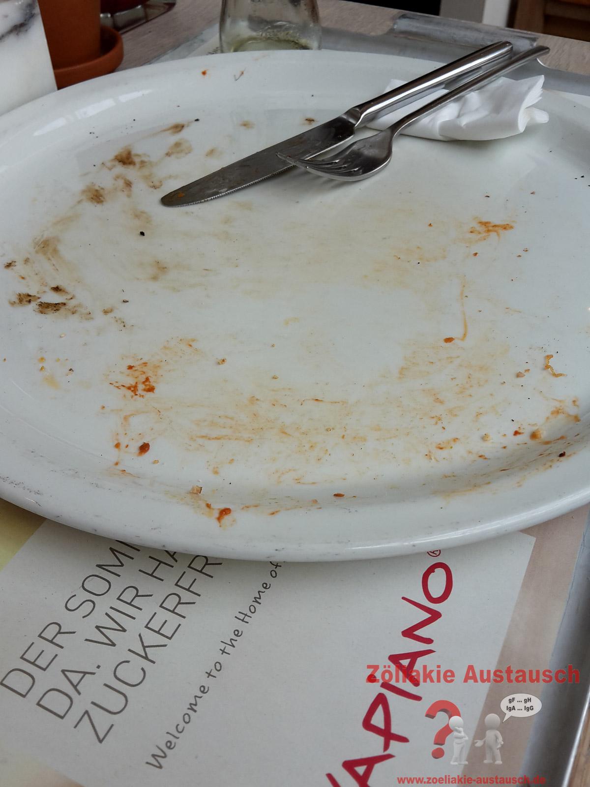 Glutenfreie Pizza Und Pasta Bei Vapiano Deutschland Ein Neues Angebot F 252 R Menschen Mit