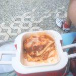 Glutenfreie Lasagne in der Lunchbox