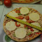 Glutenfreie Pizza Ristorante Mozzarella