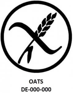 Hafer Glutenfrei Kennzeichnungen