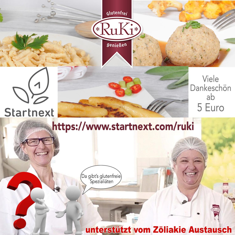 RUKI-Startnext