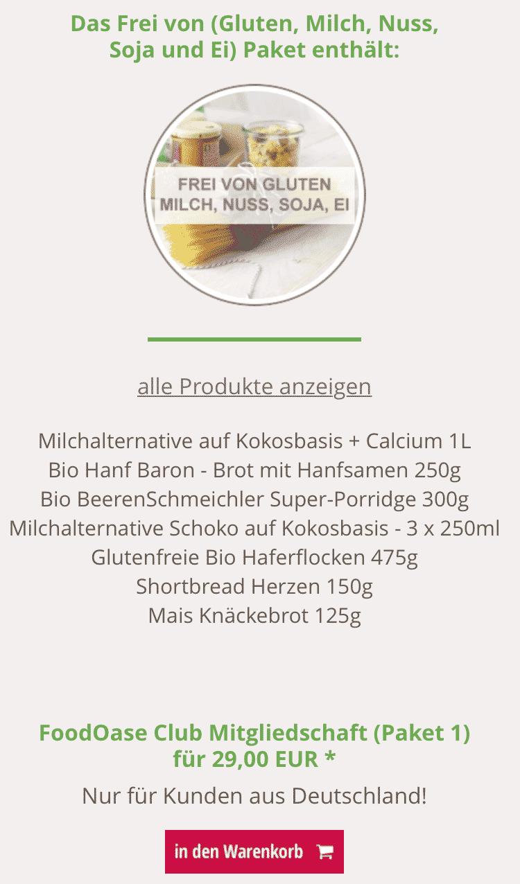 FoodOase-Club-Paket