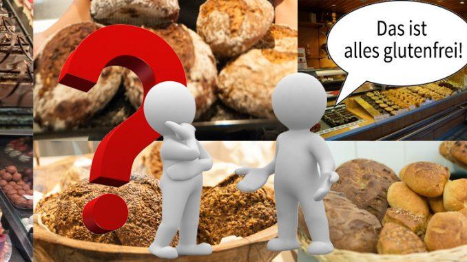 Glutenfreie Bäckereien und Cafes