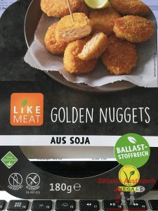 Like Meat - Golden Nuggets