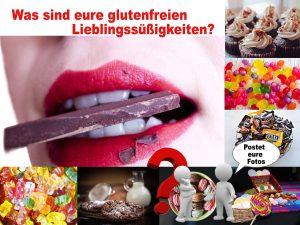 Glutenfreie Süßigkeiten