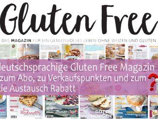 Gluten Free Magazin Header