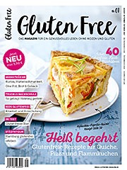 Gluten Free Magazin Ausgabe 1
