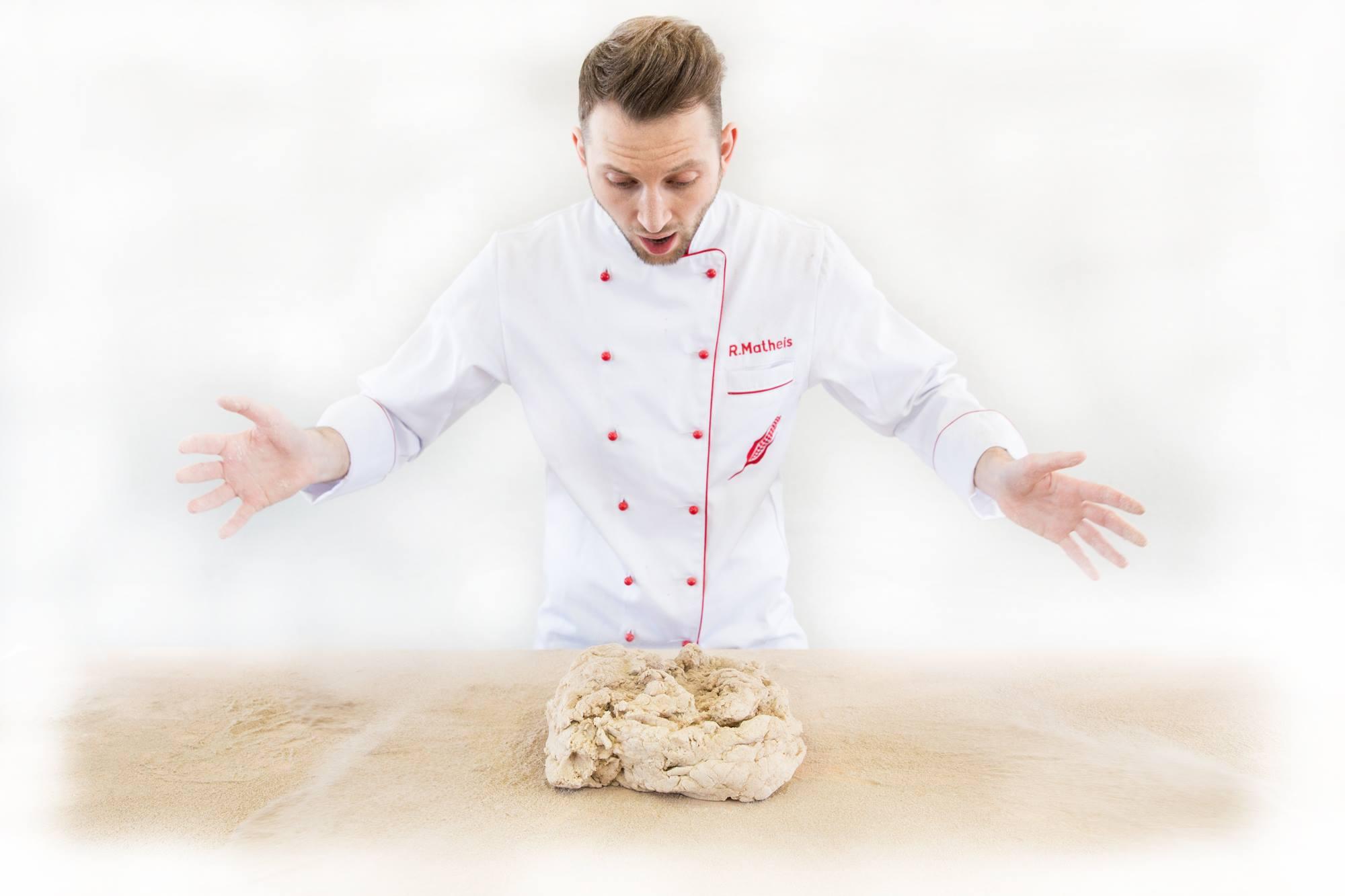 Rob-Teig-Tisch-Maisterei